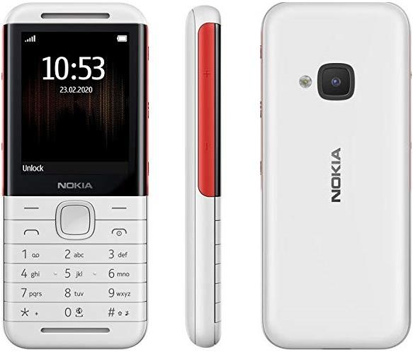 موبايل Nokia 5310 بسعر 799 جنيه على نون مصر