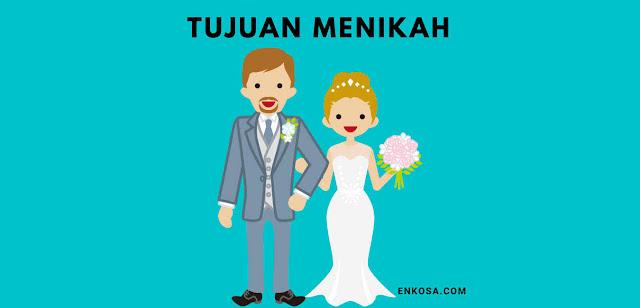 7 Tujuan Menikah Agar Pernikahan Menjadi Berkah