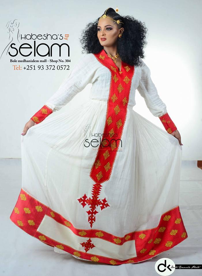 Her Big Day Meet Special Guest Designer Selam Tekie Of