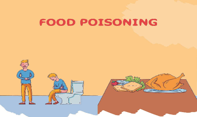 Food Poisoning #infographic