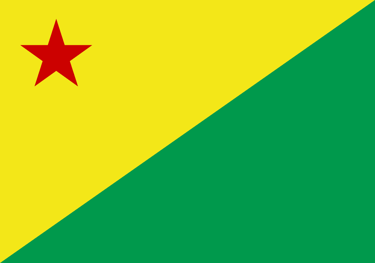 Bandeira do estado do Acre