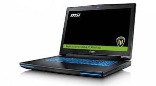 Harga Laptop MSI WT72 6QM
