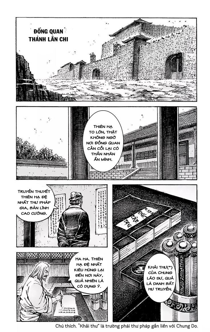 Hỏa phụng liêu nguyên Chương 550: Lương Châu truyền thuyết trang 1