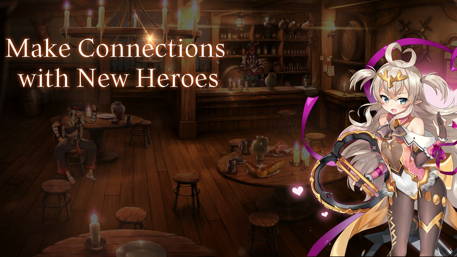 Epic Seven new 3 4 heroes