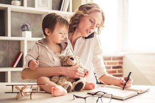 Consejos y trucos para trabajar desde casa con los hijos