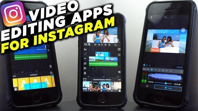 أفضل, تطبيقات, محرر, فيديو, لانستجرام