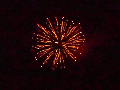 July 4th Fireworks at Koons Park in Linglestown