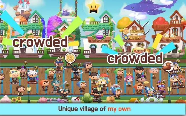 Tap Town Mod