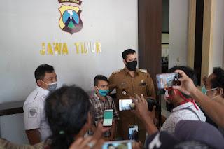 Polres Probolinggo Kota Amankan Penghina Walikota Probolinggo Melalui Media