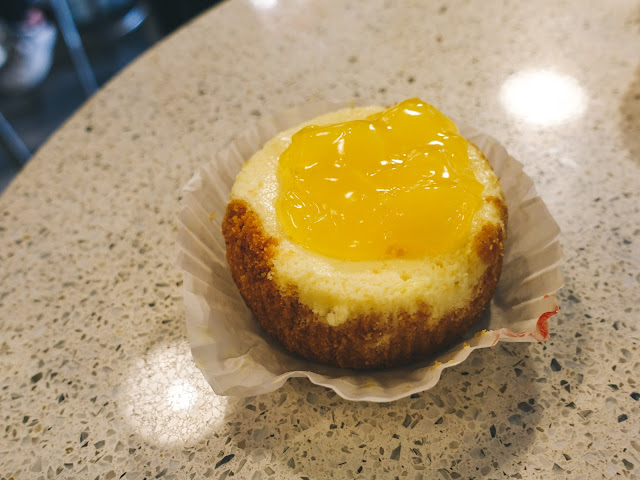 アイリーンズ・スペシャル・チーズケーキ(Eileen's Special Cheesecake)