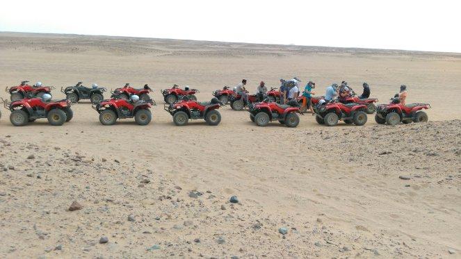 Wüsten-Quads