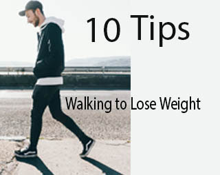 brisk walking for weight loss