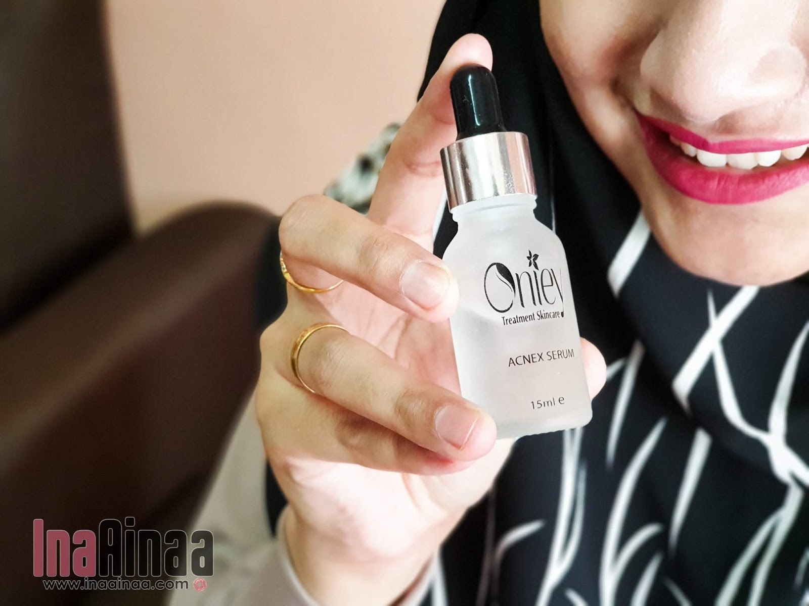 ONIEY BEAUTY TREATMENT - Hak Milik Ina Ainaa