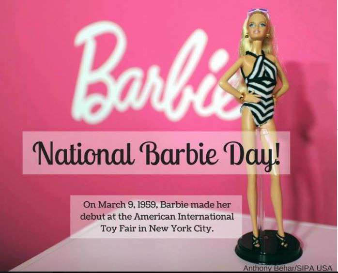 National Barbie Day Wishes for Instagram