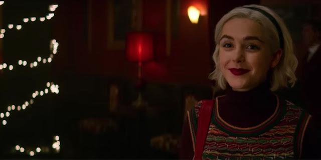 Les Nouvelles Aventures de Sabrina épisode de Noël