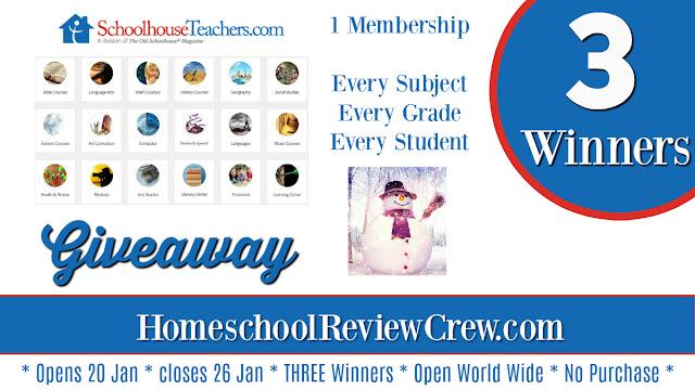 SchoolhouseTeachers Ultimate Membership Giveaway