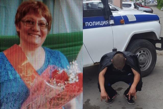 «Она его вытягивала в люди, как Макаренко»: под Новосибирском семиклассник убил учительницу, устав от ее нотаций