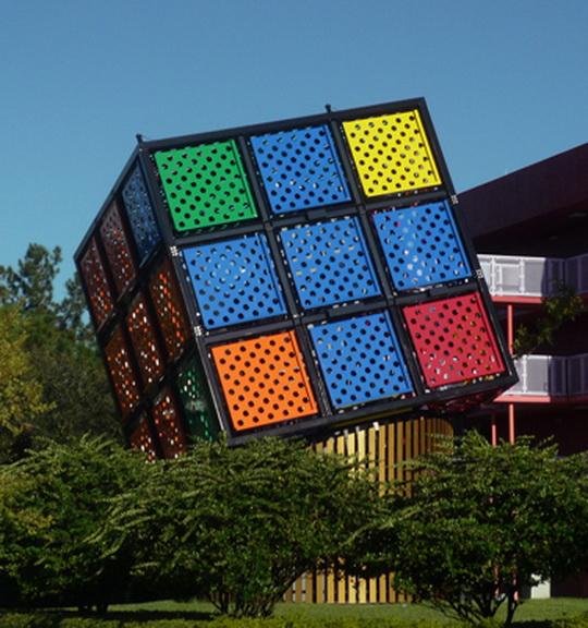 «Кубика Рубика»