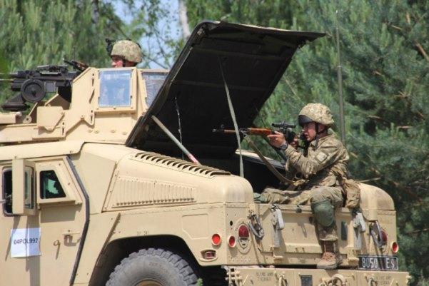 HMMWV M1114 8050 E9