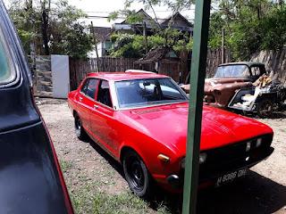 Dijual Cepat Datsun Tripel S 160j Tahun 1976 Full Paper Bawaan