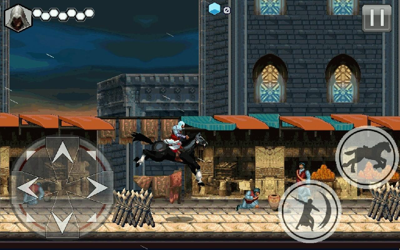 Assassin's creed rebellion 2. 7. 2 download apk for android aptoide.