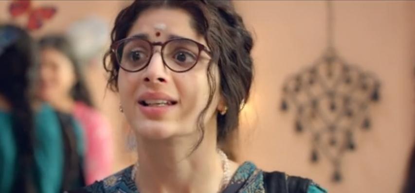 Mawra Hocane in Bollywood movie