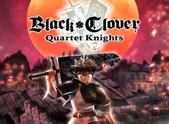 Black Clover Quartet Knights [Full] [Español] [MEGA]