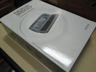 Dus Handphone Nokia 9500 Communicator