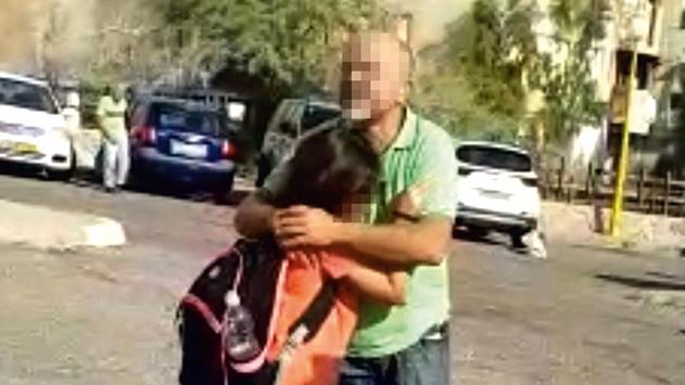 """""""לא רציתי להיפרד, לא רציתי לעזוב את הילדה שלי"""", אמרה האם והדמעות זולגות על לחייה. בוקר הדיון בבית המשפט"""