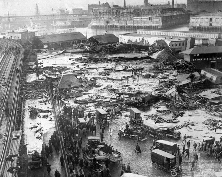 Tragedias desastres y muertes ocasionadas por los alimentos