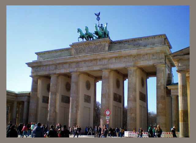 Qué ver en Berlín: ruta Berlín en tres días (I) Puerta Brandemburgo