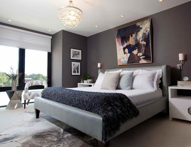 modern bedroom design ideas for men