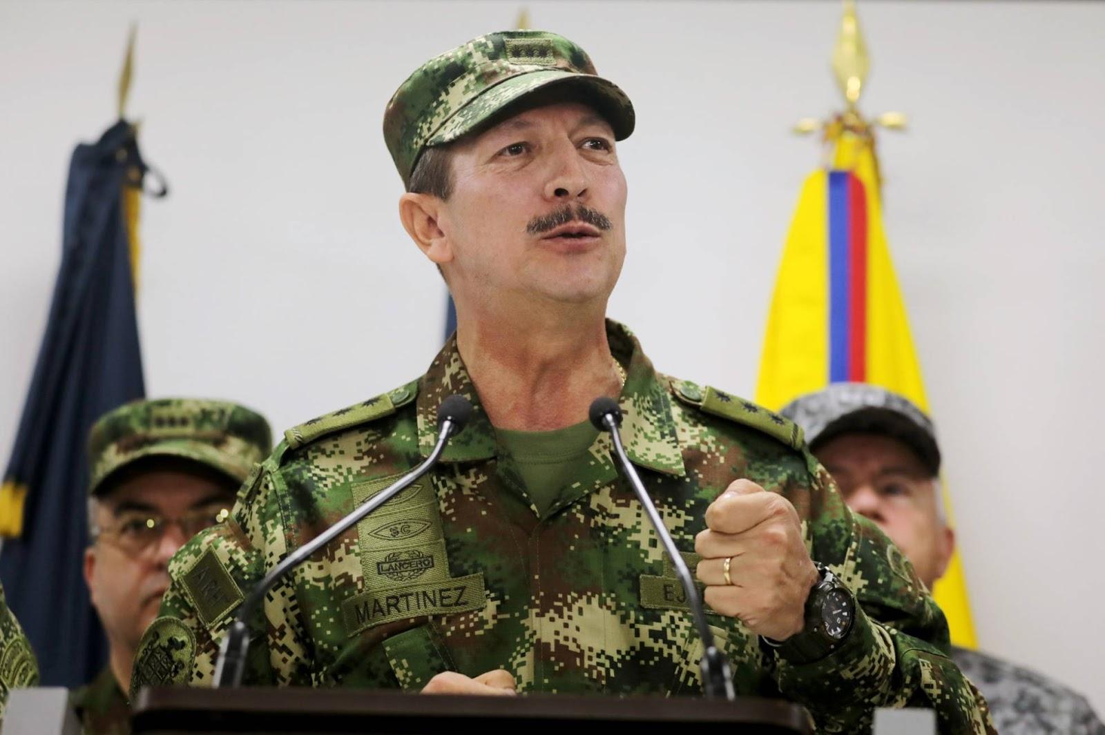 El Ejército de Colombia prepara una versión coordinada sobre el conflicto