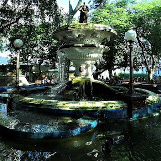 Chafariz da Praça Saldanha Marinho, Santa Maria (RS)