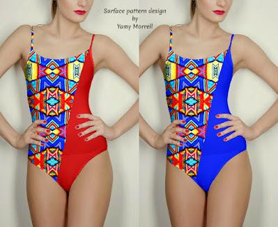 African-pattern-swimwear-by-yamy-morrell