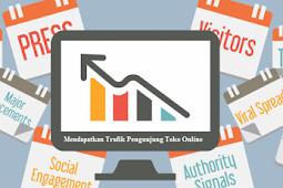 7 Tips Mendapatkan Trafik Pengunjung Toko Online Dengan Cepat