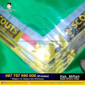 Jual Scarf Pramuka Probolinggo, Salatiga, Semarang WA 0877-5799-0006