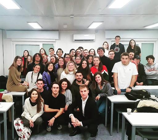 Carlos sentis lecture university workshop world impact alliance social impact (1)