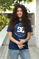 Actress Rithika Sing Latest Pos in Denim Jeans at Guru Movie Interview  0261.JPG