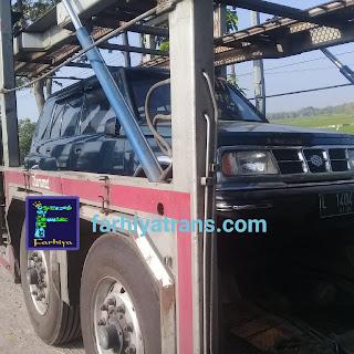 pengiriman mobil sepeda motor truk tronton trailer alat berat excavator bus