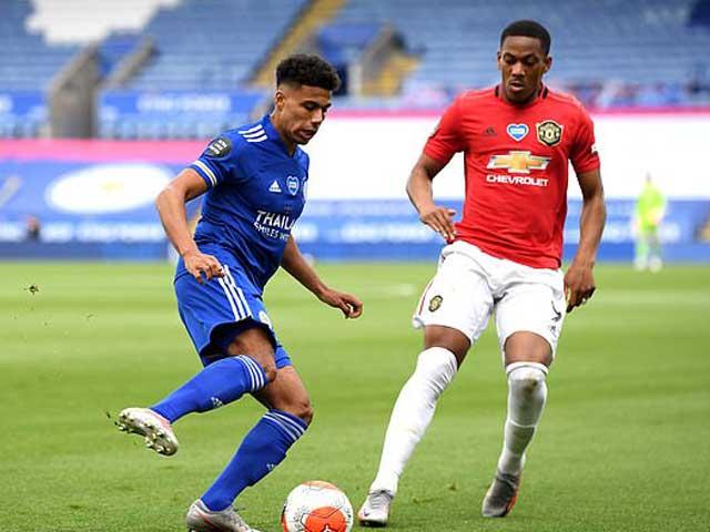 Video Leicester 0-2 MU: Món quà cuối trận, tưng bừng vé C1