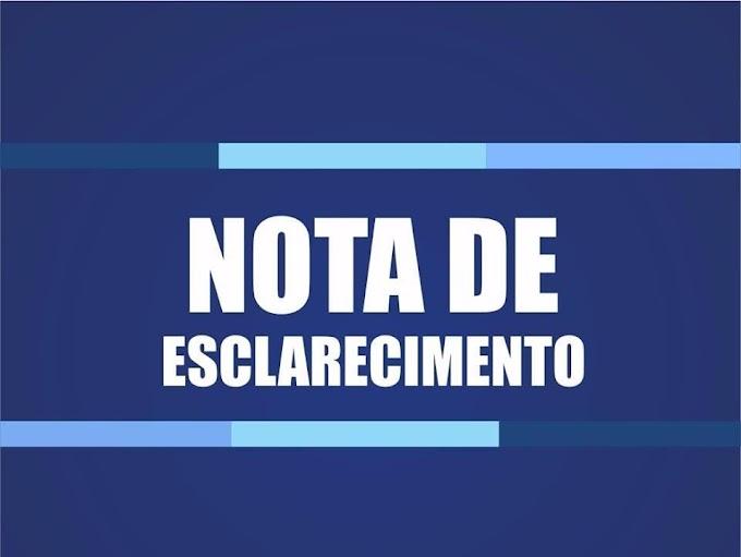 Padre Eude Araújo publica Nota de Esclarecimento sobre o Assalto à Igreja de São Sebastião em Amparo