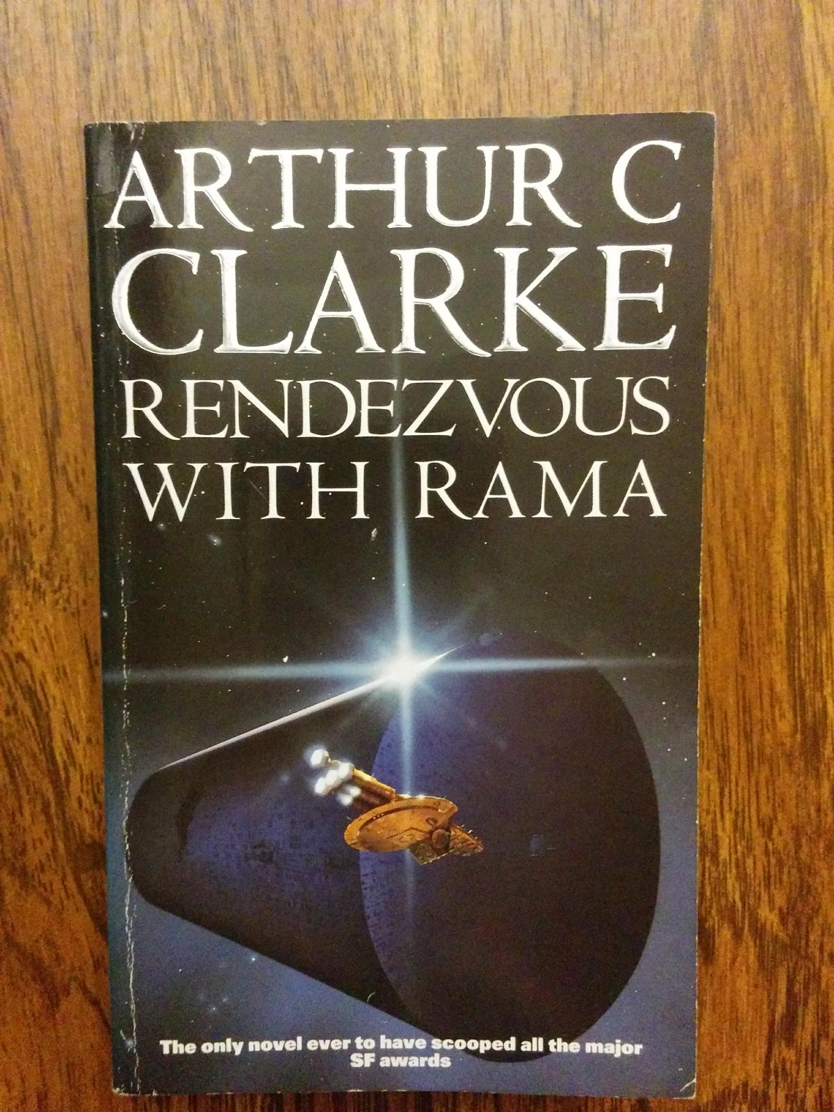 Jeff Tranter's Blog: Hugo Winner Book Review: Rendezvous