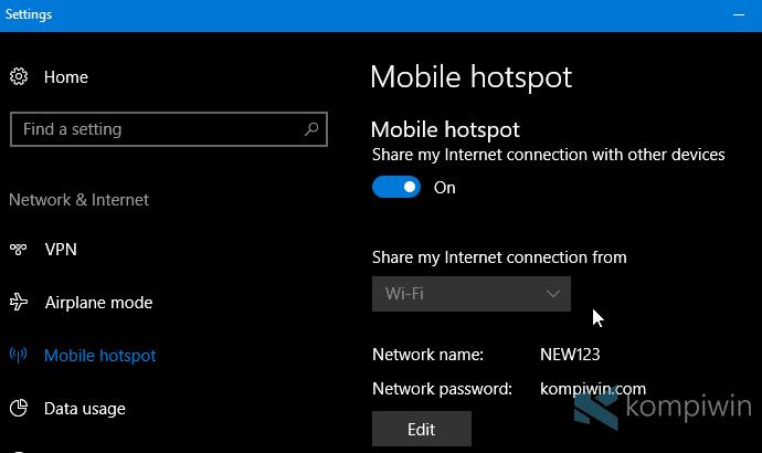 cara buat wi-fi sendiri