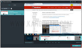 Cara Memotong Video di Wondershare Filmora