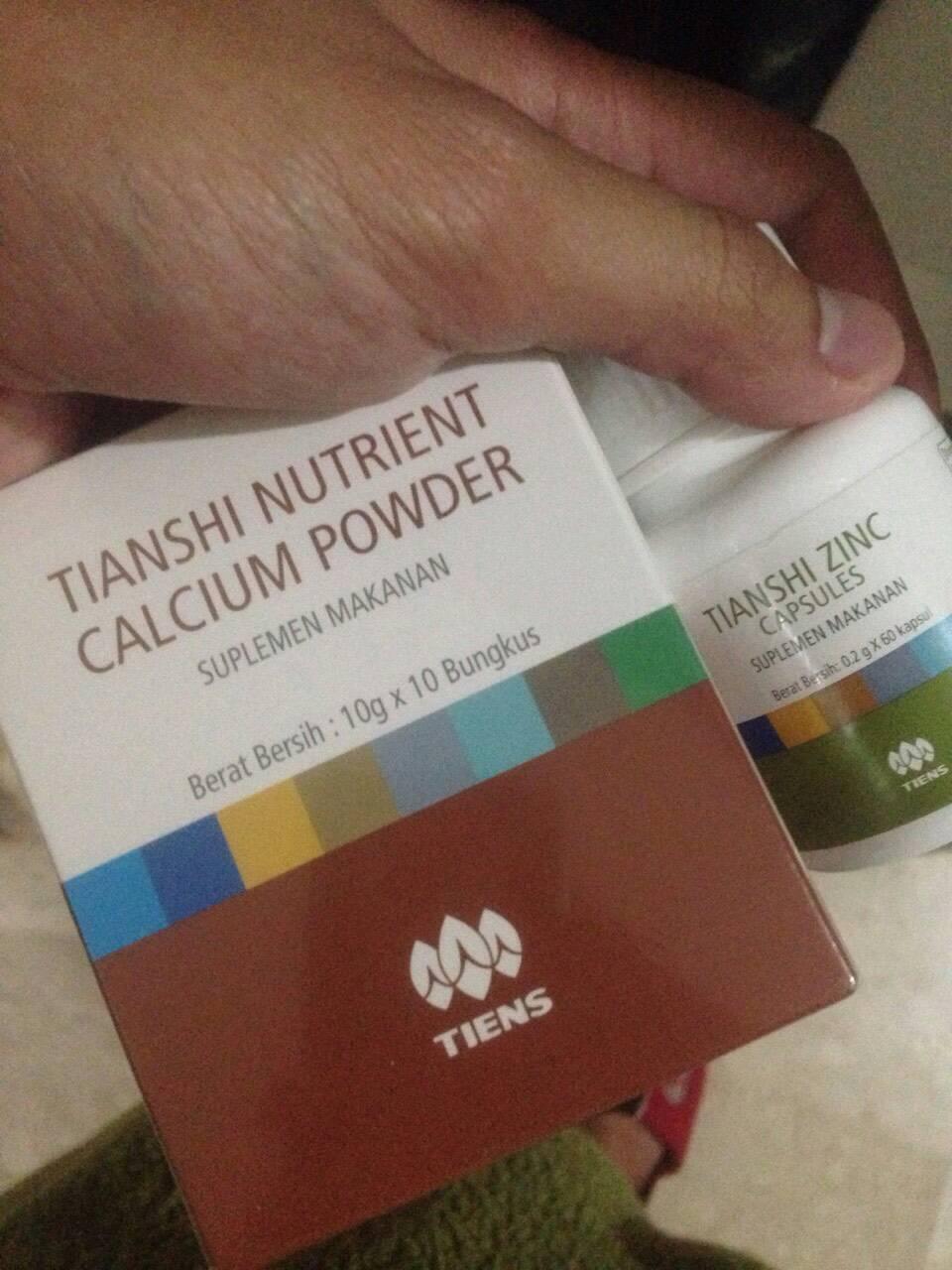 Rumah Herbail Januari 2017 Paket Peninggi Badan Tiens Original 2box Kalsium 1botol Zinc Susu Untuk Usia 2 11 Tahun