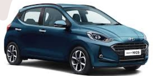 Hyundai Grand I10 NIOS get CNG varrient.