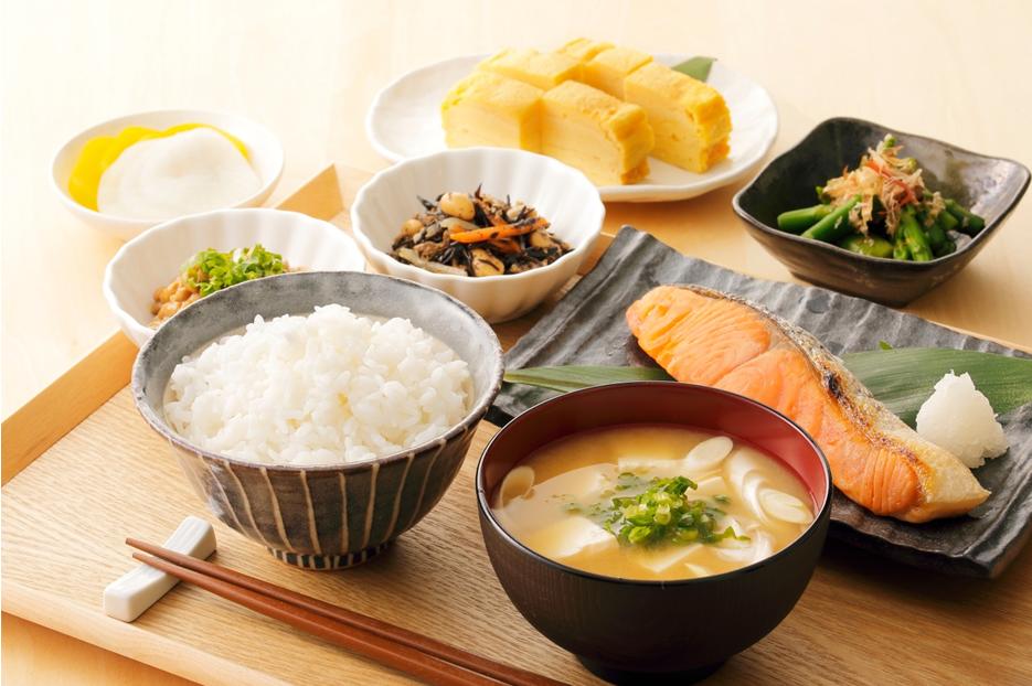 Tính thiên nhiên trong ẩm thực Nhật Bản