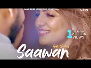 Saawan Lyrics Gur Chahal