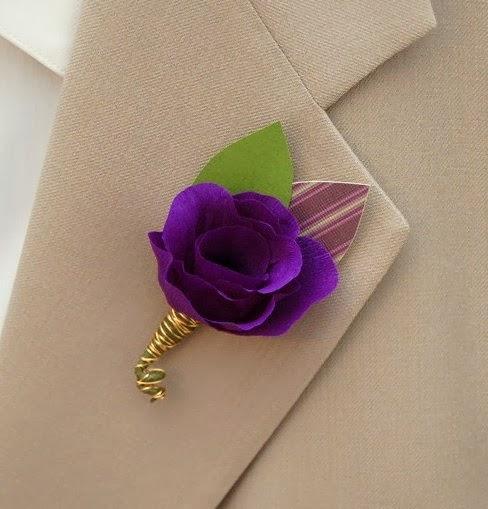 Paper Flower Weddings - Flowers Galore